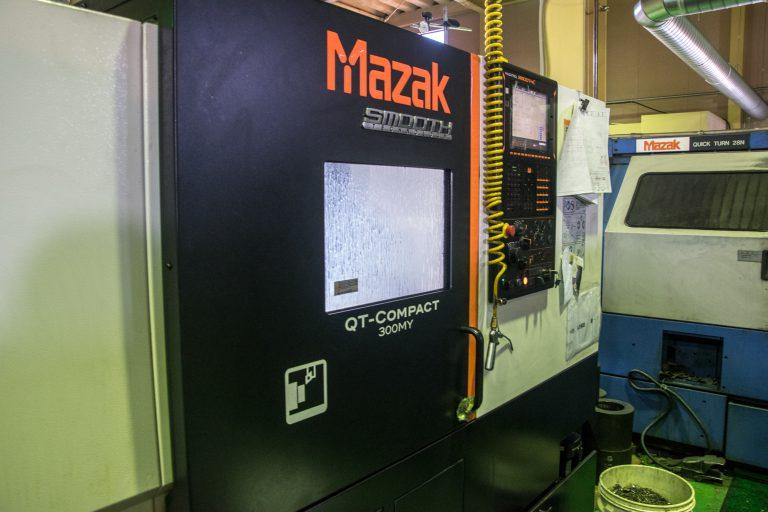 マザック QT-COMPACT 300MY